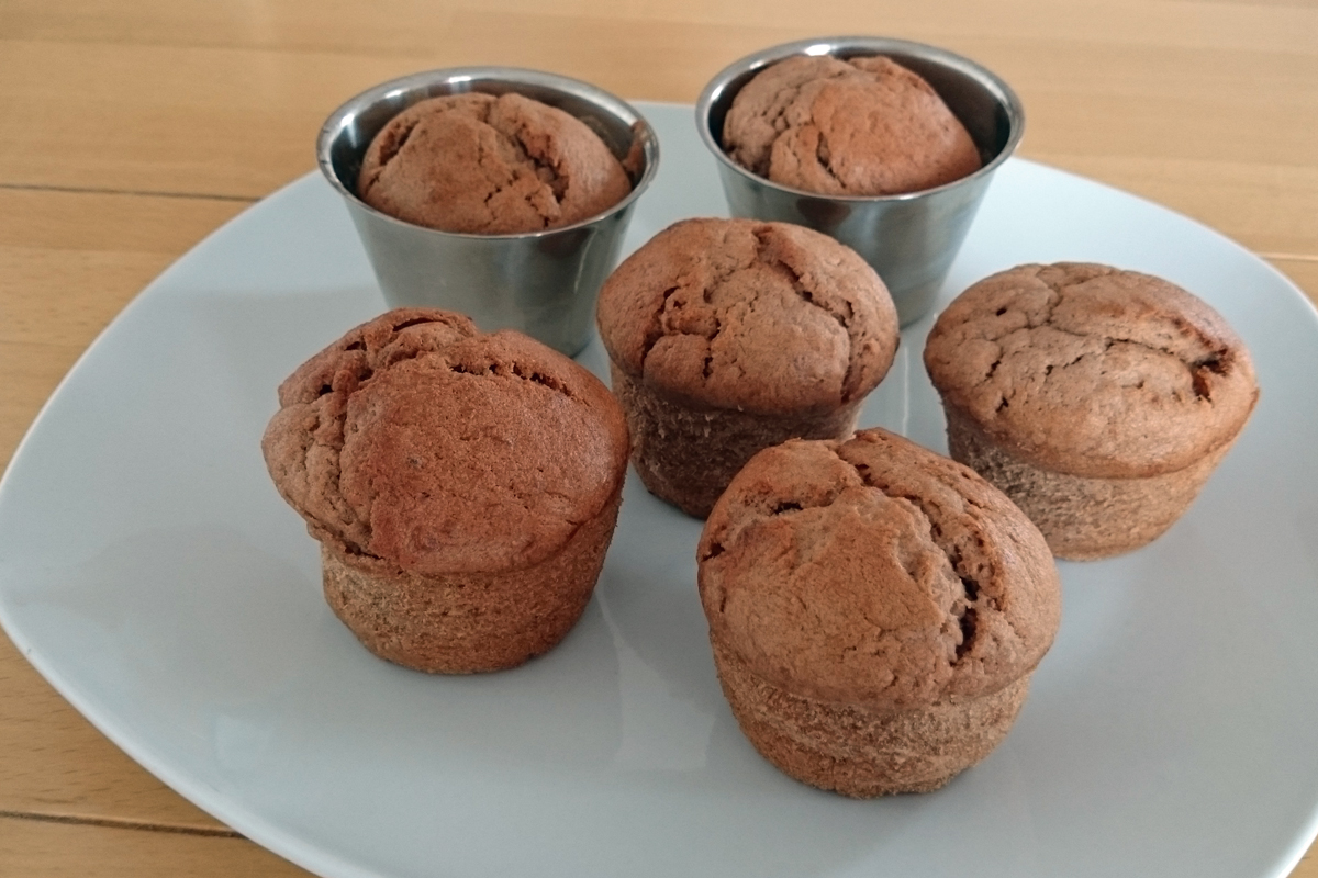 Diarolformen aus Edelstahl für Muffins