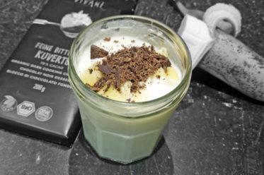 Selbstgemachter Joghurt plastikrei und Zero Waste