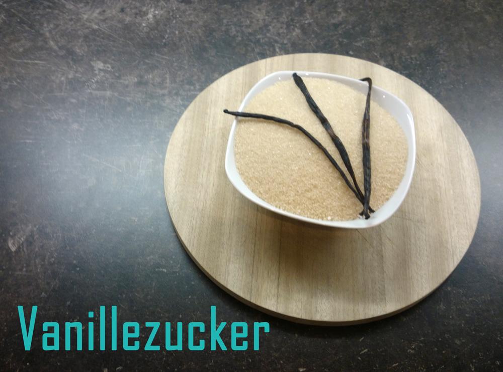 Vanillezucker selbstgemacht plastikfrei und Zero Waste